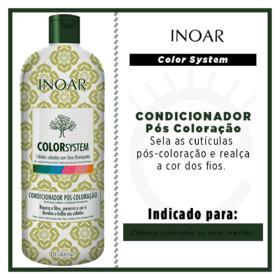 Inoar Color System - Condicionador Pós-Coloração - 1L