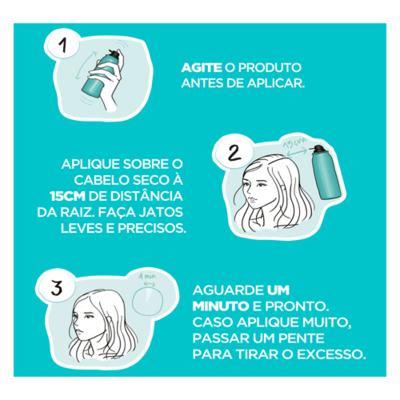 Imagem 8 do produto Corretivo  Instantâneo L'Oréal Paris - Magic Retouch - Castanho Escuro