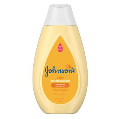 Imagem 1 do produto Condicionador Regular Johnson's Baby - 200ml