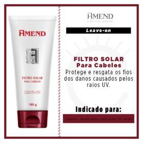 Amend - Filtro Solar para Cabelos - 180g