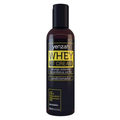Imagem 1 do produto Yenzah Whey Fit Cream - Condicionador - 240ml