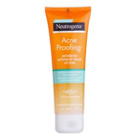 Gel Esfoliante Neutrogena Acne Proofing - 100g