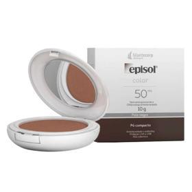EPISOL PO COMPACTO COLOR FPS50 PELE NEGRA 10 G x 1