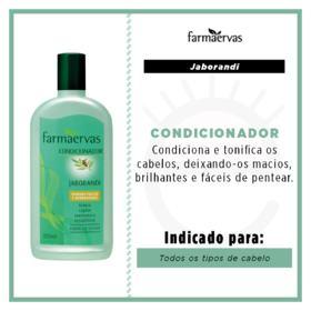 Farmaervas Jaborandi - Condicionador - 320ml