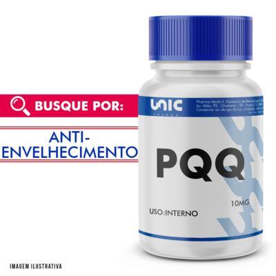 Imagem 1 do produto Pqq - pirroloquinolina quinona 10mg - 90 Cápsulas