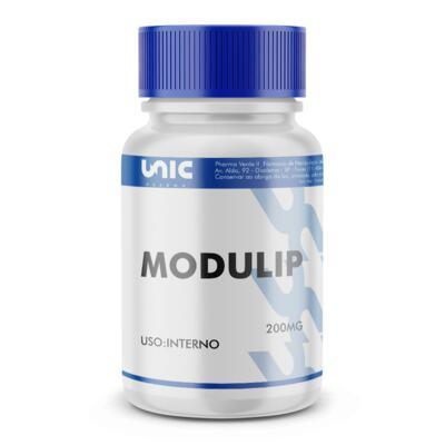 Imagem 2 do produto Modulip GC 200mg com selo de autenticidade - 120 Cápsulas