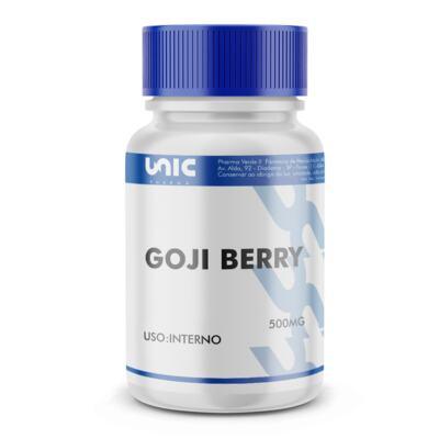 Imagem 2 do produto Goji berry 500mg - 120 Cápsulas