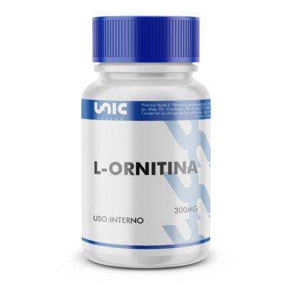 Imagem 2 do produto L-ornitina 300mg - 90 Cápsulas