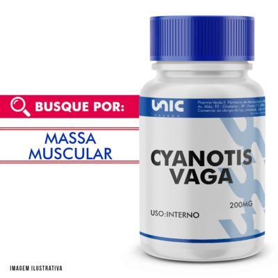 Imagem 1 do produto Cyanotis vaga 200mg e Maca peruana 500mg - 60 Cápsulas