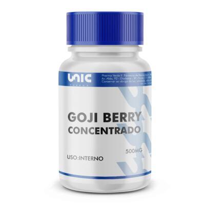 Imagem 2 do produto Goji berry 500mg concentrado - 120 Cápsulas