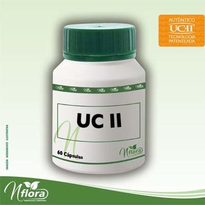 Imagem 1 do produto Uc-ii 40mg Colágeno Tipo 2 60 Cápsulas Selo De Autenticidade -