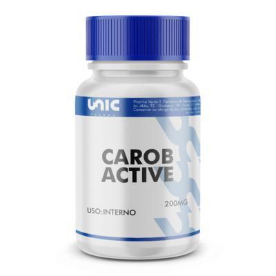Imagem 2 do produto Carob Active 200mg - 120 Cápsulas