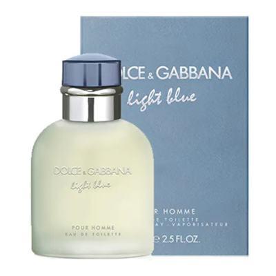 Imagem 2 do produto Light Blue Pour Homme Dolce&Gabbana - Perfume Masculino - Eau de Toilette - 75ml