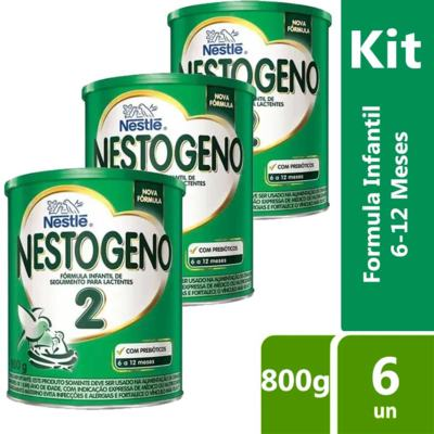 Imagem 13 do produto Nestogeno 2 800g -