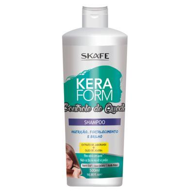 Shampoo Keraform Controle de Queda Skafe