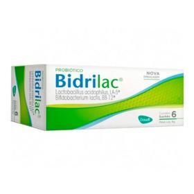 Bidrilac - 6 Sachês
