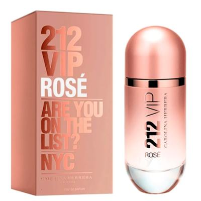 Imagem 7 do produto 212 VIP Rosé Carolina Herrera - Perfume Feminino - Eau de Parfum - 50ml
