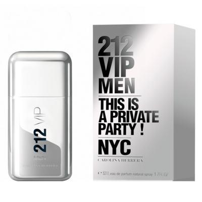 Imagem 7 do produto 212 Vip Men By Carolina Herrera Eau De Toilette Masculino - 50 ml