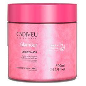 Glossy Mask Glamour Rubi Cadiveu - Máscara de Tratamento