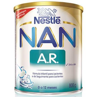 Imagem 9 do produto Nan Ar Anti-Regurgitante Fórmula Infantil 800g -