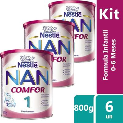 Imagem 11 do produto Formula Infantil Nan 1 - 800g