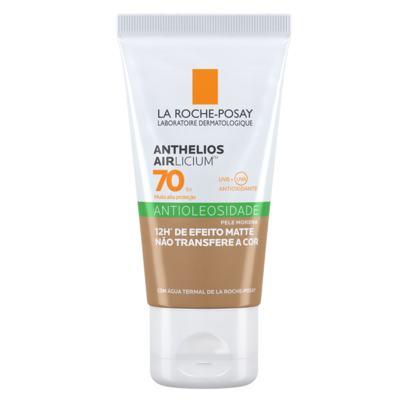 Imagem 14 do produto Protetor Solar Facial com Cor La Roche-Posay - Anthelios Airlicium Fps70 - Morena