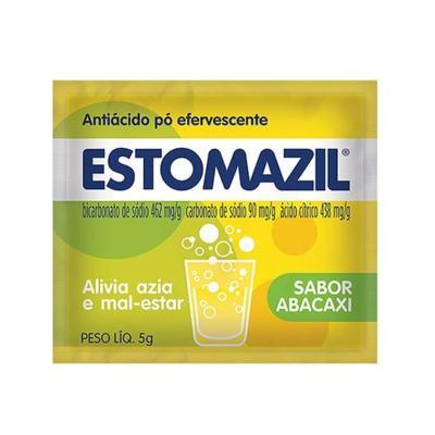 Estomazil - Sabor Abacaxi | 5g | 50 envelopes