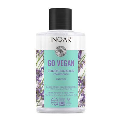 Imagem 1 do produto Inoar Go Vegan Antifrizz - Condicionador - 300ml