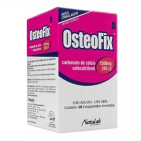 Osteofixos - 600mg + 200UI | 60 comprimidos