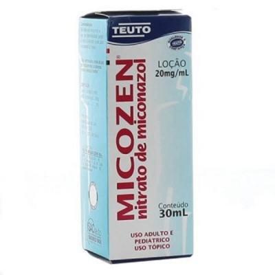 Micozen Creme Vaginal - 20mg/g   80g com aplicadorer