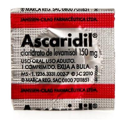 Ascaridil - 150mg   1 comprimido
