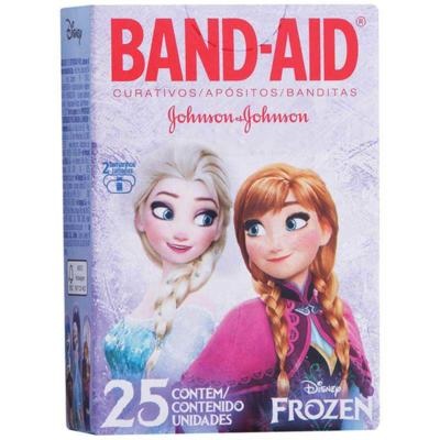 Curativo Band-Aid - Frozen | 25 unidades