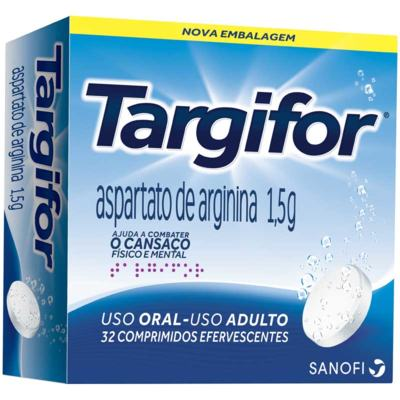 Targifor - 1,5g | 32 comprimidos efervescentes