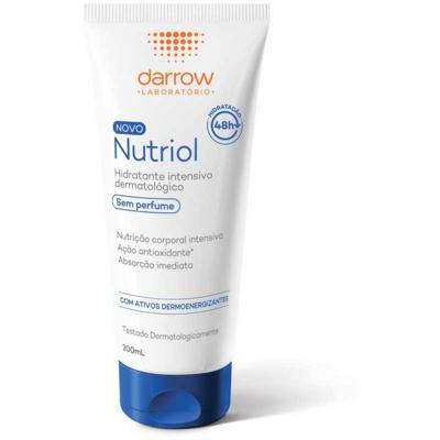 Loção Hidratante Darrow Nutriol - Sem Perfume | 200ml