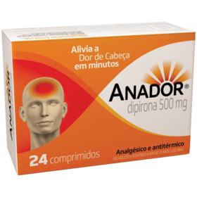 Anador - 500mg | 24 comprimidos