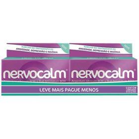 Nervocalm Kit - 250mg | 2 caixas de 60 comprimidos