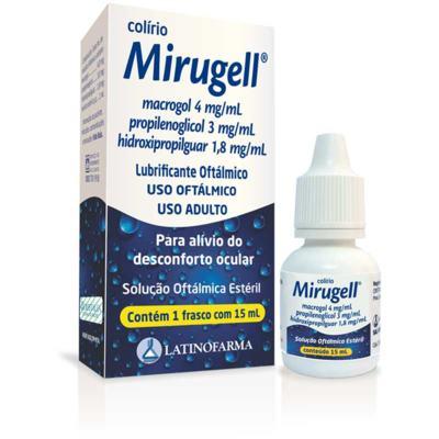 Mirugell - 15ml