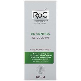 Solução Antioleosidade Roc - Oil Control Glycolic 8.0 | 100ml