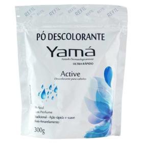Pó Descolorante Yama Active Sachet - Tradicional | 300g