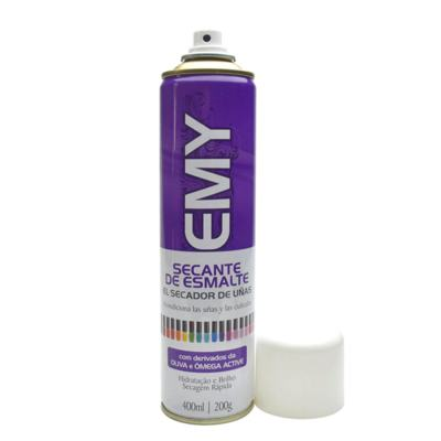 Spray Secante de Esmalte  Emy - 400mL
