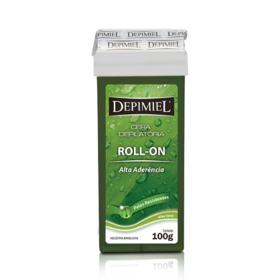 Cera de Depilação Depimel Cera Roll Alta  Aderencia - 100g