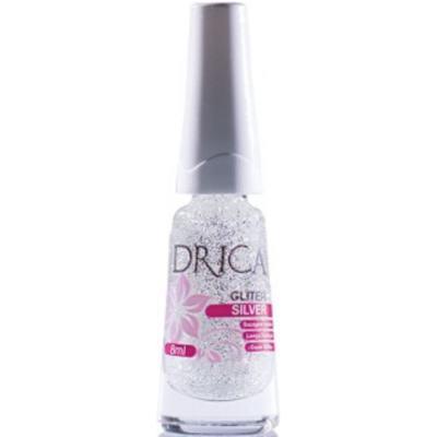 Esmalte  Drica - Glitter  | Silver