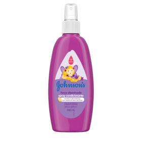 Spray Para Pentear Johnson's Baby - Força Vitaminada | 200ml