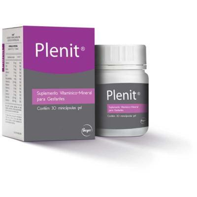 Plenit - 30 mini cápsulas gel