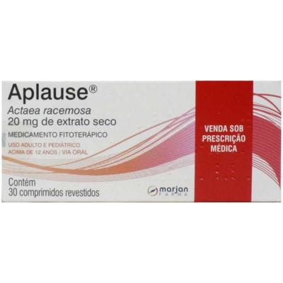 Aplause - 20mg | 30 comprimidos