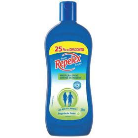 Repelente Repelex - Loção Fragrância Suave | 200ml | 25% de Desconto