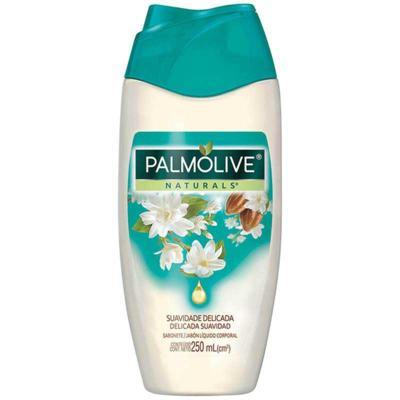 Sabonete Líquido Palmolive Naturals - Suavidade Delicada | 250ml