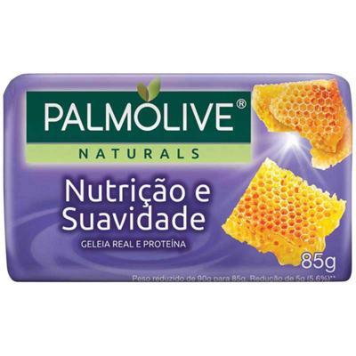 Sabonete em Barra Palmolive Naturals - Nutrição e Suavidade   85g