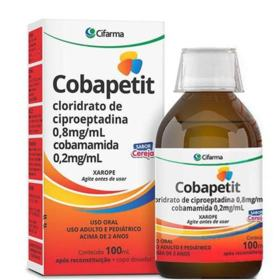 Cobapetit Xarope - 100ml