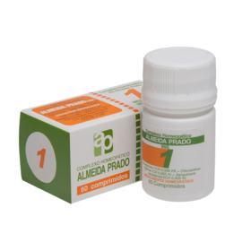 Complexo Homeopático Almeida Prado - 1 | 60 comprimidos